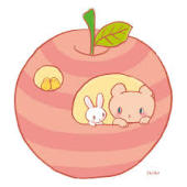 yjimage  りんごうさぎ